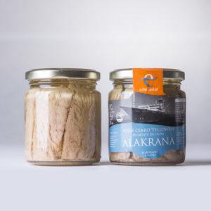 Conserva tradicional de atún - ATÚN ALAKRANA